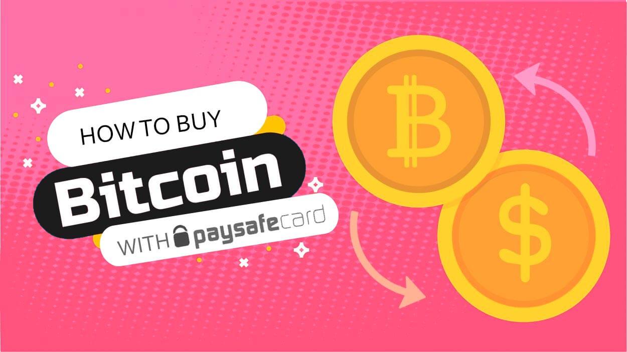 Bitcoins Paysafecard